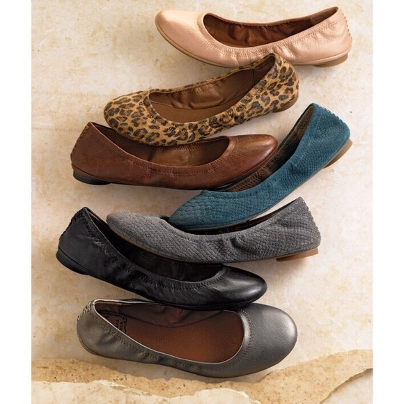 Lucky Brand Shoes | Emmie Flats In